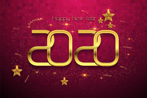 元旦英语怎么说? 新年英语祝福语大全