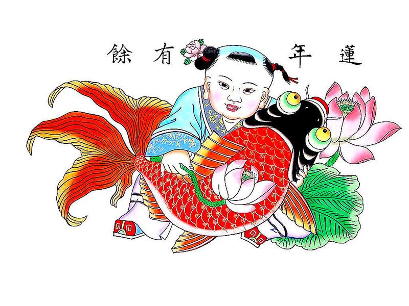 中国农历新年英语(上) 5