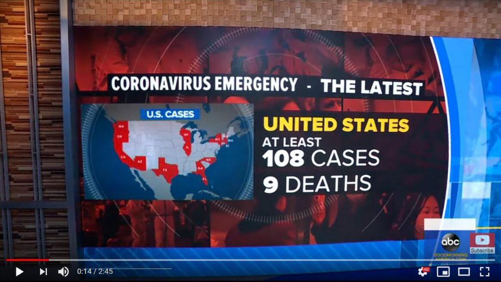 关于新冠病毒肺炎老外都说些什么?