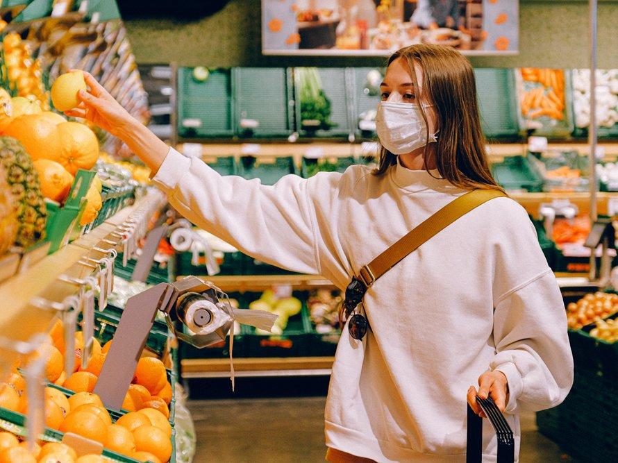 各类超市物品英文大全